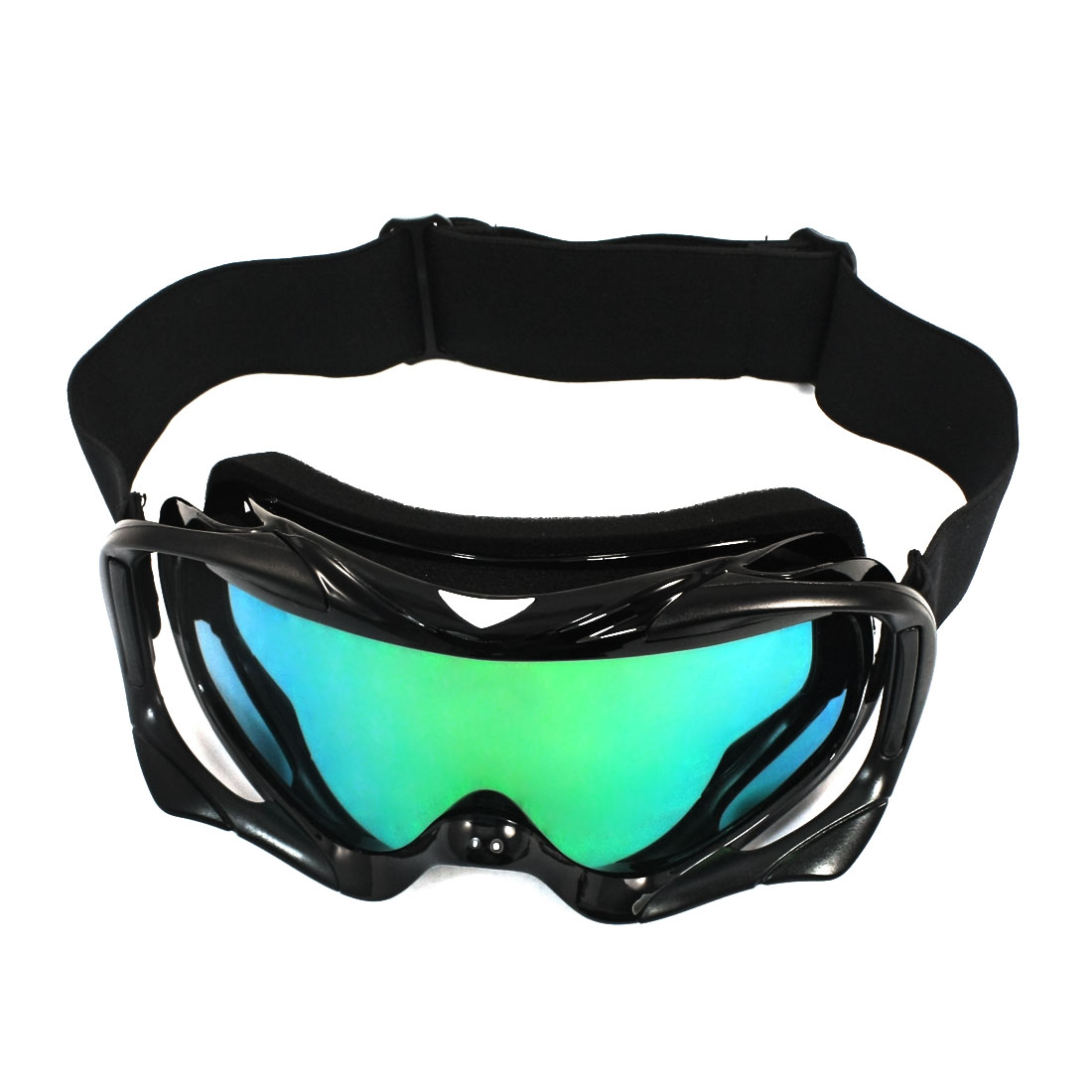 Ladies Men Tinted Lens Anti Dust Eyewear Eye Protector Ski Goggles by
