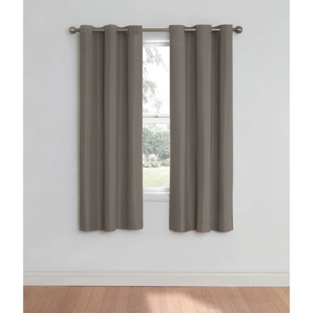 Eclipse Nottingham Thermal Energy-Efficient Grommet Curtain