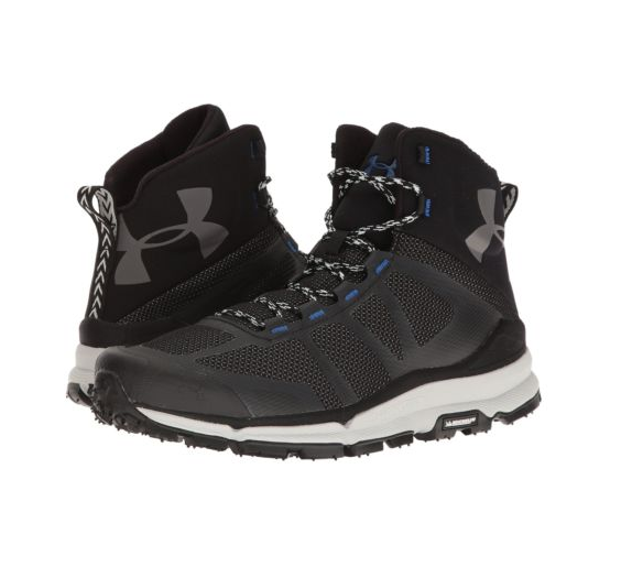 "Under Armour 1299434 Men's Verge Mid Lightweight 6"" Hiking Boots Size 8-14"