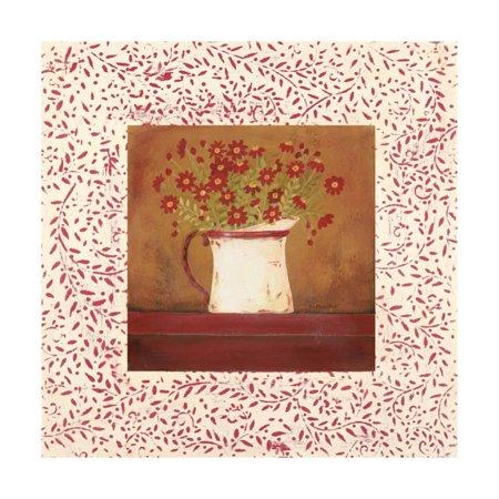 Petit Fleur I Print Wall Art By Jo Moulton
