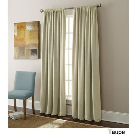 Elite Expressions Full Panel (Sherry Kline  Elite Velvet 84-inch Curtain Panel Pair)