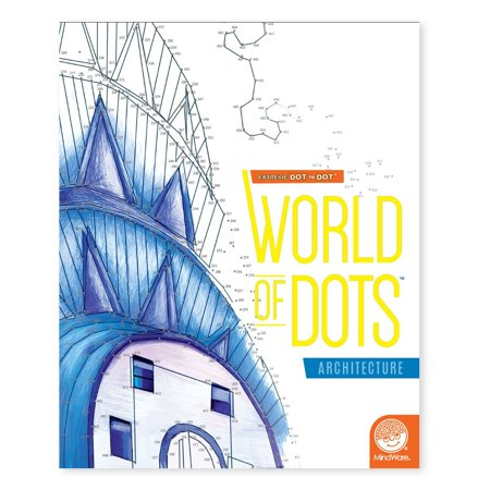 Extreme Dot to Dot World of Dots: Architecture, TOYS THAT TEACH: Studies show that connect-the-dot puzzles are one of the best tools for.., By