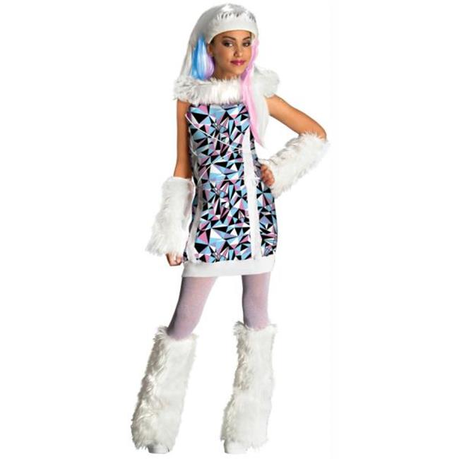 Costumes for all Occasions RU881362LG Mh Abbey Bominable Child Lg