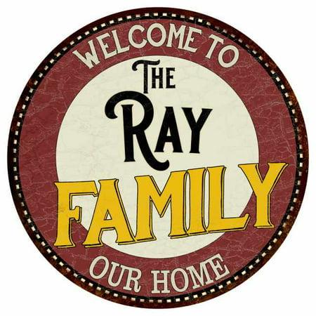 The Ray Family 12
