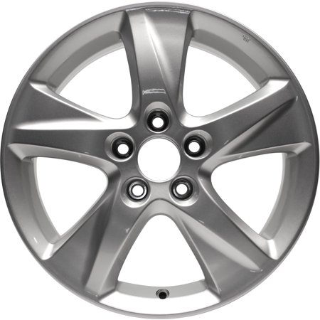 New Aluminum Alloy Wheel Rim 17 Inch Fits 09-10 Acura TSX 5-114.3mm 5 (Best Tires For Acura Tsx)