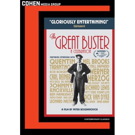 The Great Buster: A Celebration (DVD) (Group Of Tribes In Great Lakes Region)