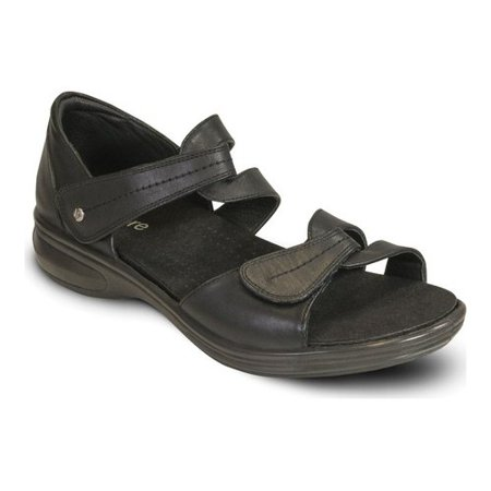 Revere Comfort Shoes Geneva Hook and Loop Sandal (Women's) 0Op3pkK