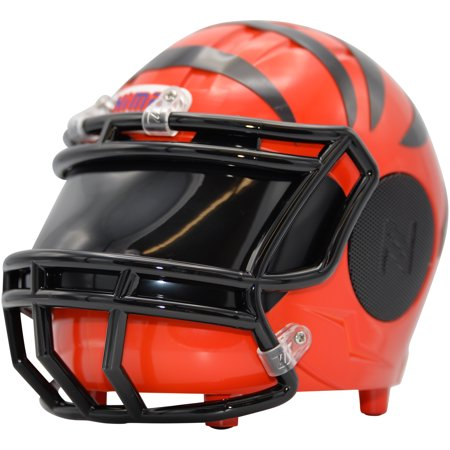 Cincinnati Bengals Mini Football Helmet Speaker - No Size