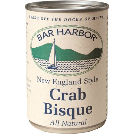 BAR HARBOR SOUP BISQUE CRAB - 10.5 Ounce (Pack of 1) - Crab