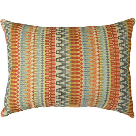 Better Homes and Gardens™ Woven Stripe Decorative Throw Pillow,