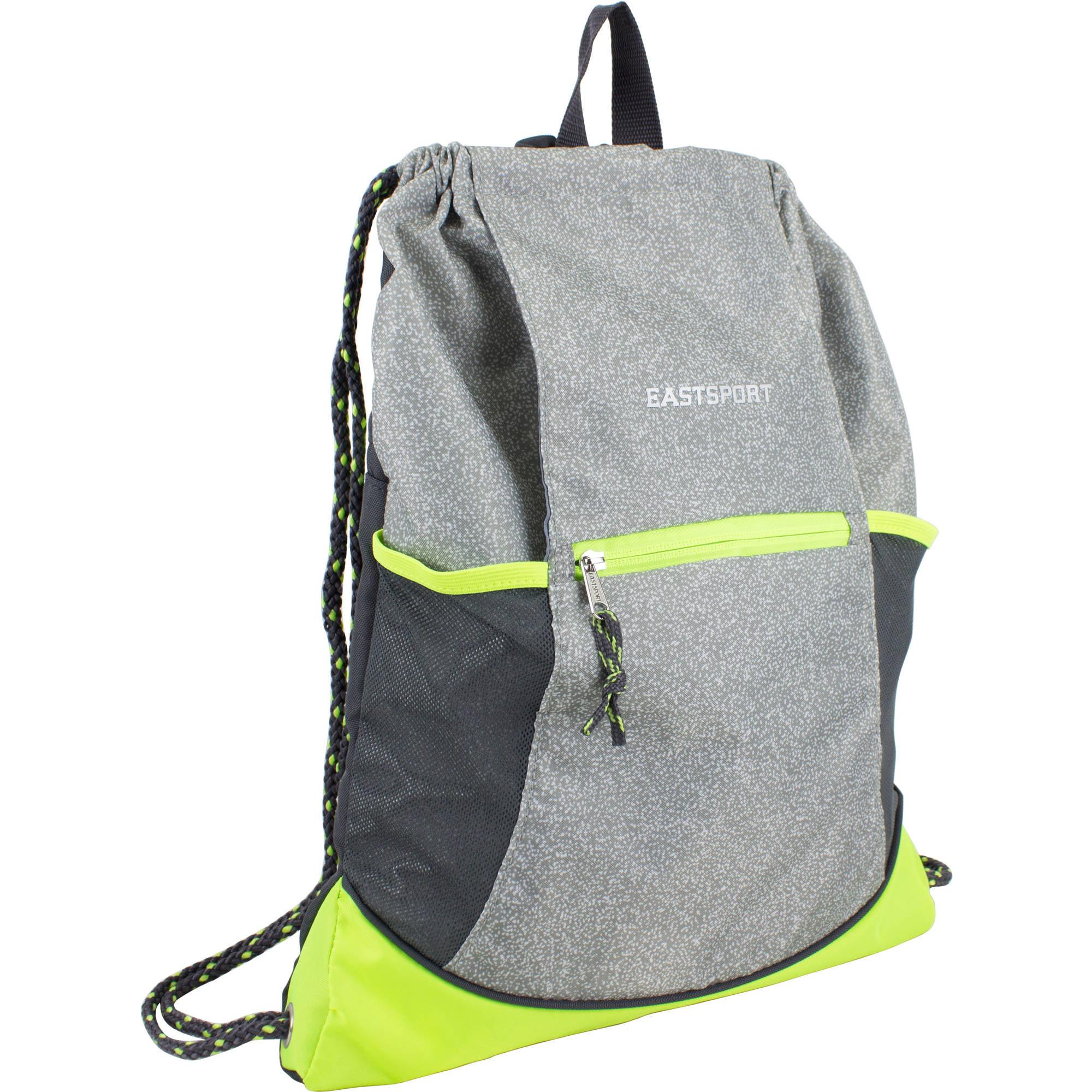 Eastsport Drawstring Cinch Sack Backpack