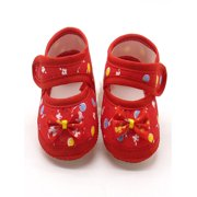 Newborn InfantBaby Boys Girls Soft Sole Prewalker Warm Casual Flats Shoes