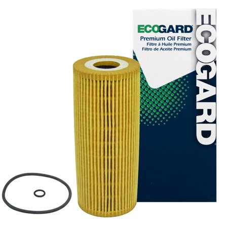 ECOGARD X5308 Cartridge Engine Oil Filter for Conventional Oil - Premium Replacement Fits Volkswagen Jetta, Beetle, Golf, (Volkswagen Golf Oil Filter)