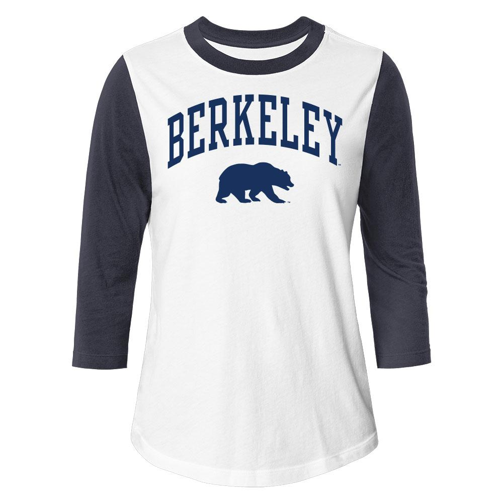 UC Berkeley Cal KickBall League Women's T-Shirt-White
