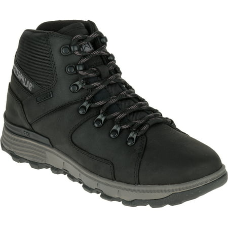 Caterpillar Mens Leather Stiction Hiker WP Ice+ Outdoor Work Boots (Caterpillar Hiker)