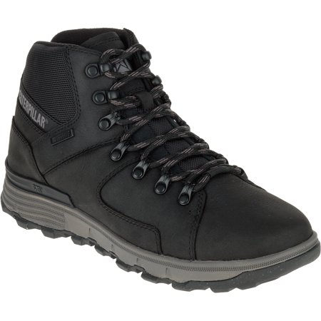 Caterpillar Mens Leather Stiction Hiker WP Ice+ Outdoor Work Boots