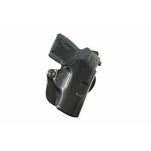 DeSantis Right Hand Black Mini Scabbard Holster, Glock 19, 23, 26 by Desantis
