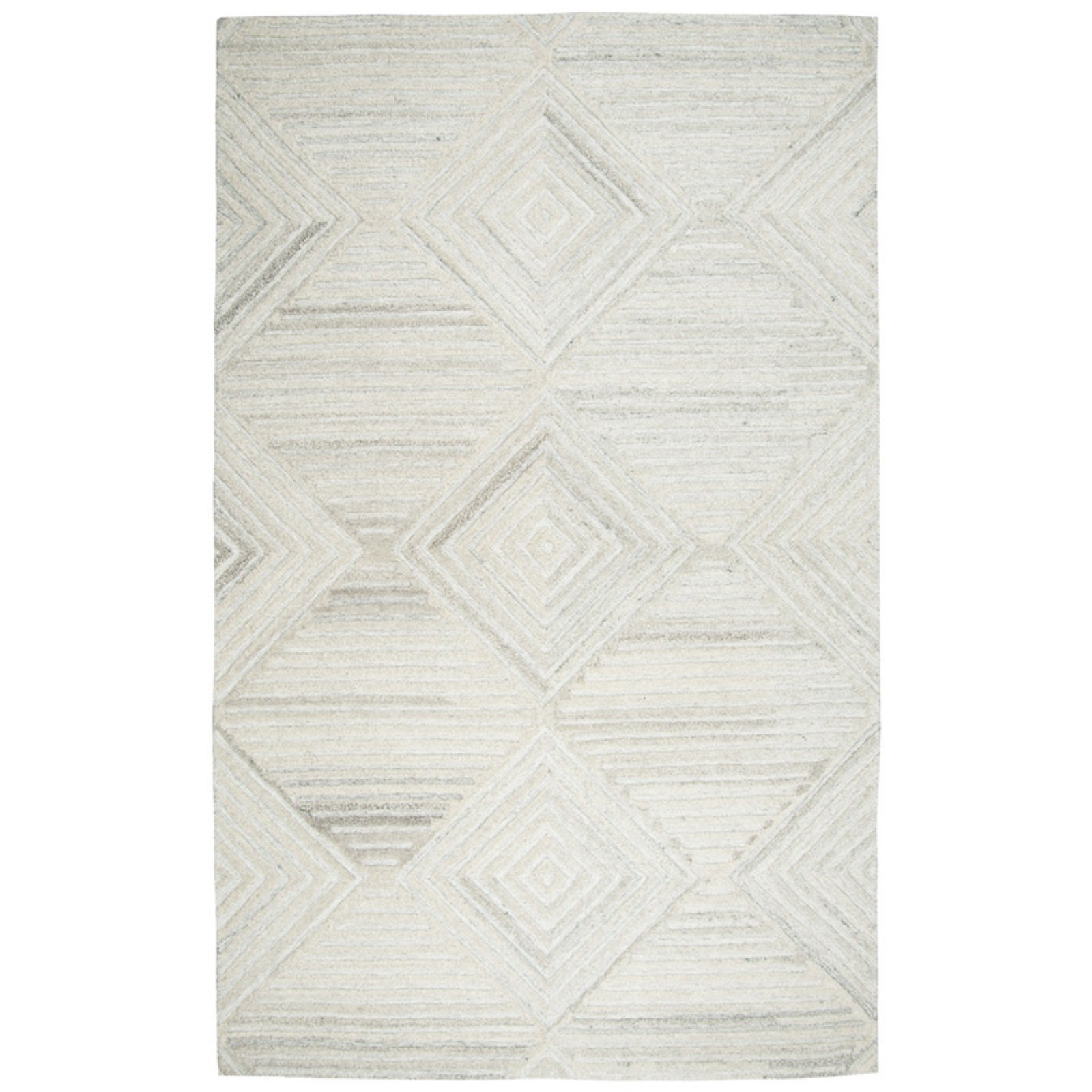 RIZZY HOME SUFFOLK COLLECTIONS SK333A 9' x 12' AREA RUGS