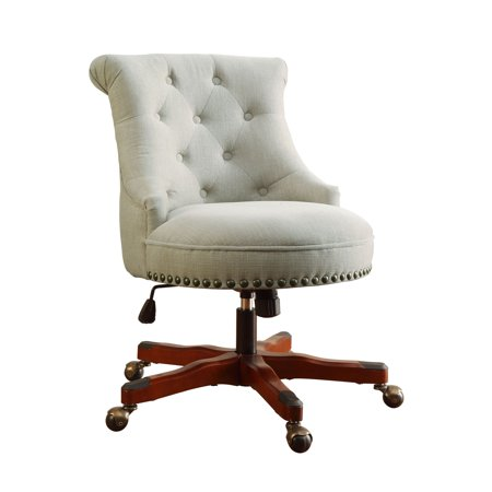 Marvelous Linon Sinclair Office Chair Multiple Colors Gmtry Best Dining Table And Chair Ideas Images Gmtryco