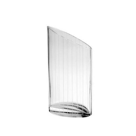 - Orren Ellis Dunham Free Crystal Slated Flower Table Vase