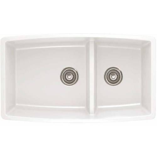 Blanco 441474 Performa 19 X 33 DoubleBasin Granite Undermount