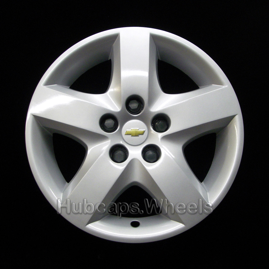OEM Genuine Hubcap for Chevy Cobalt 2007-2008 - Professionally Refinished  Like New - 16in Replacement Single Wheel Cover