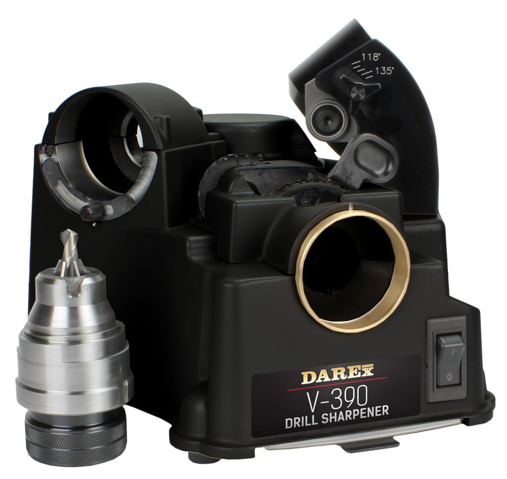 "Darex V390 Drill Bit Sharpener 1 8-3 4"" Capacity by Darex"