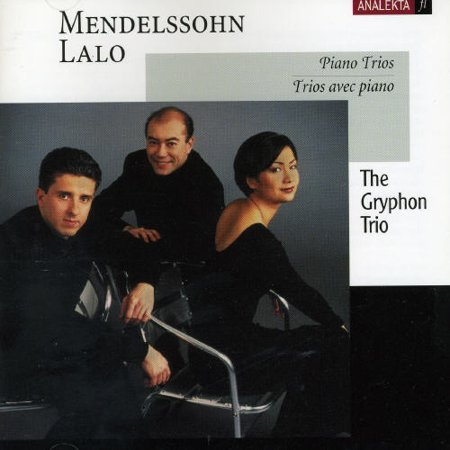 Piano Trios (CD) (Gryphon Trio)