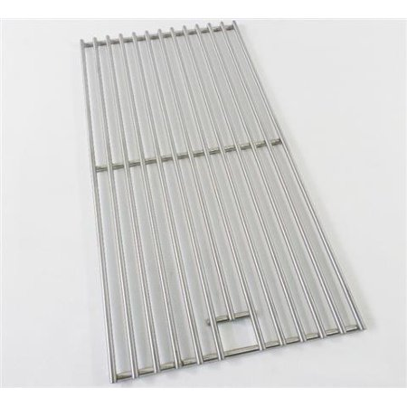 "Char Broil Advantage Stainless Steel Grate 16-15/16"" X 8-5/8"" -"