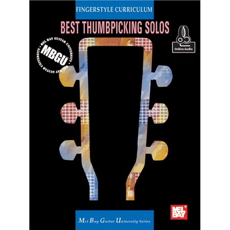 MBGU Fingerstyle Curriculum: Best Thumbpicking Solos -