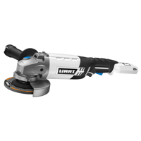 HART 20-Volt Cordless 4 1/2-inch Angle Grinder (Battery Not Included)