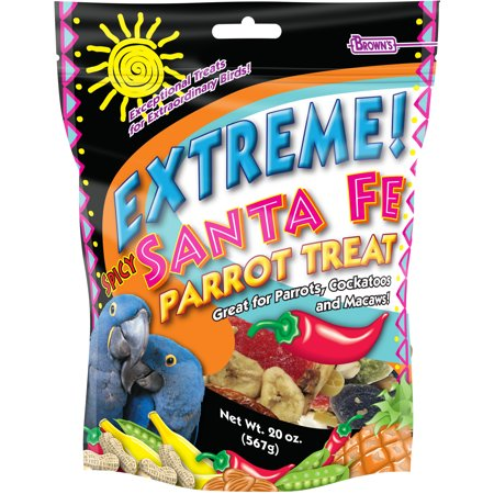 Extreme! Spicy Santa Fe Parrot Treat, 20 oz. ()