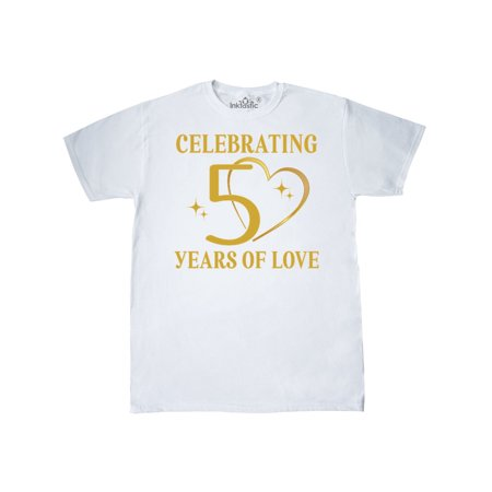 50th Wedding Anniversary Gift 50 Years T-Shirt