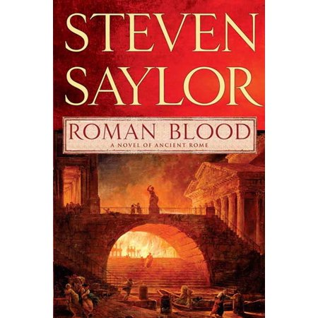 Roman Blood : A Novel of Ancient Rome