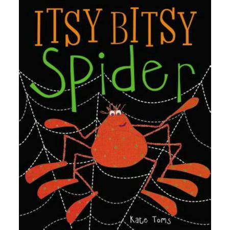 Itsy Bitsy Spider Halloween