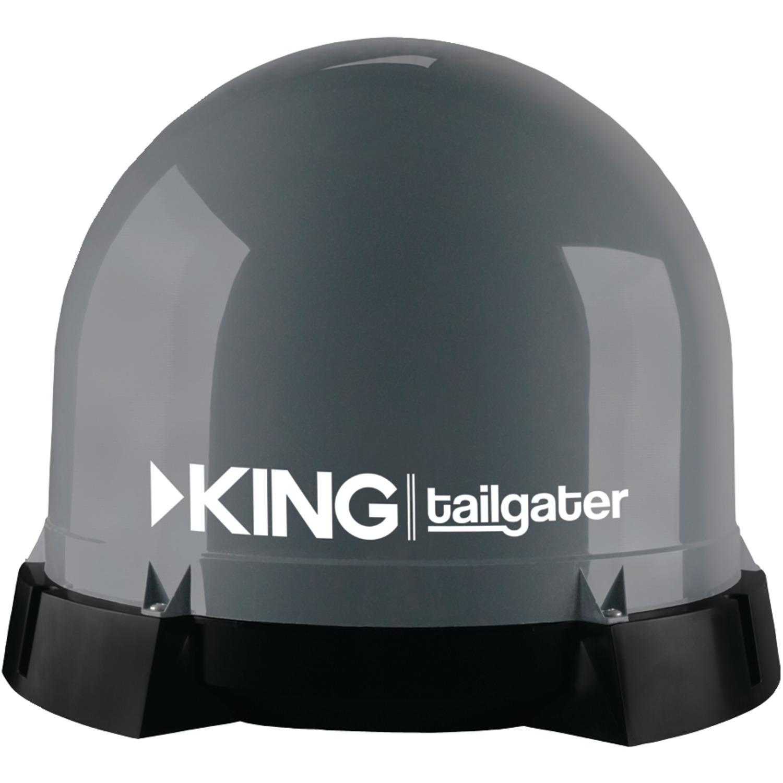 KING VQ4500R Refurbished KING Tailgater HD Satellite Antenna