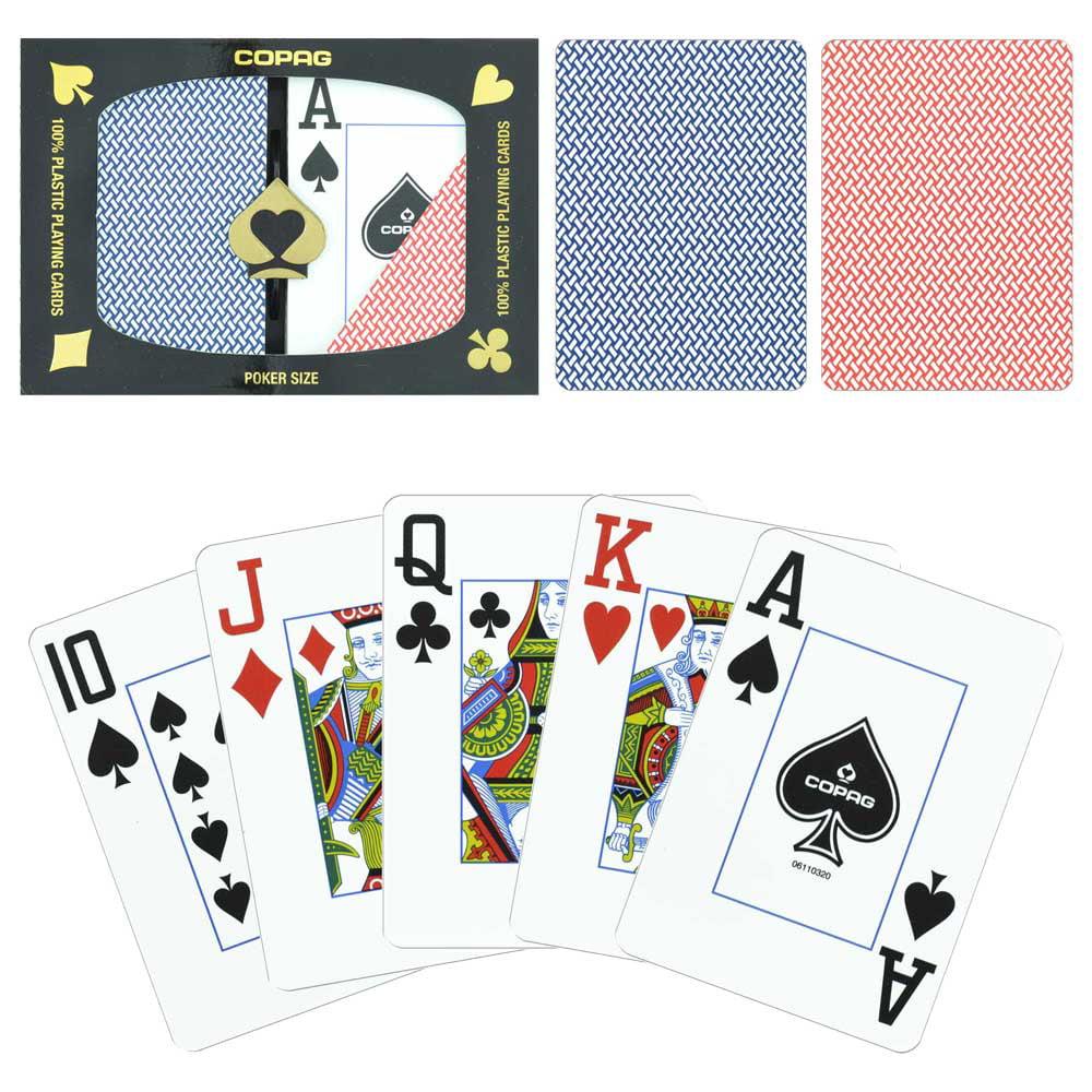 Copag Export Poker Size Jumbo Index