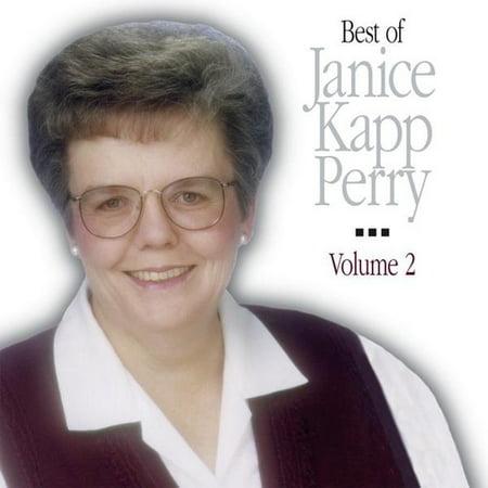 Kapp Drop - Best of Janice Kapp Perry 2 (CD)