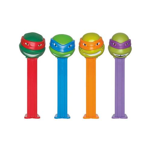 Ninja Turtles Pez Dispenser and Candy Set (Each) - Party Supplies
