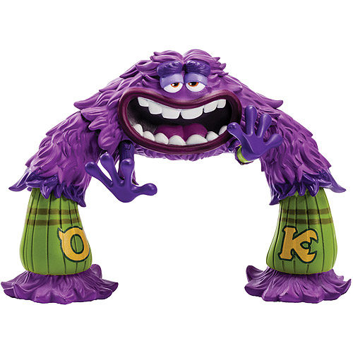 Monsters University Scare Students Action Figure, Art