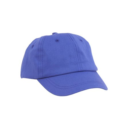 Top Headwear Unstructured Youth Panel Adjustable  Baseball Hat - Royal - image 1 of 2