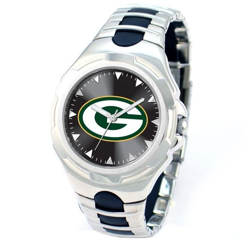 Game Time NFL Men's Green Bay Packers Victory Series Watch