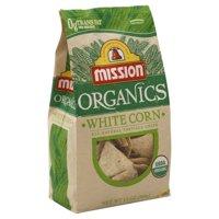 Mission Organics® White Corn Tortilla Chips 13 oz. Bag