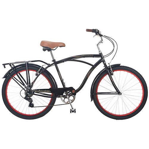 "Schwinn Clairmont 26"" Men's Cruiser Bike"