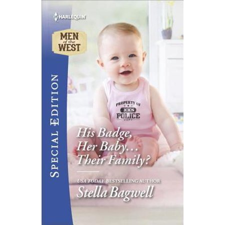 Family Badge (His Badge, Her Baby...Their Family? - eBook )