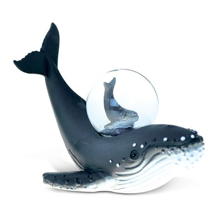 Wild Snow Globe Humpback Whale (45MM)](Personalized Snow Globes)