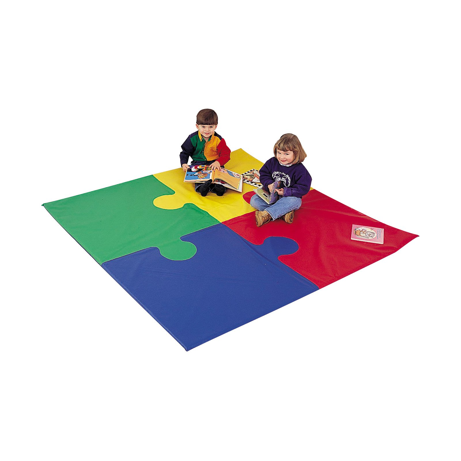 Children's Factory Square Puzzle Activity Mat by Children%27s Factory