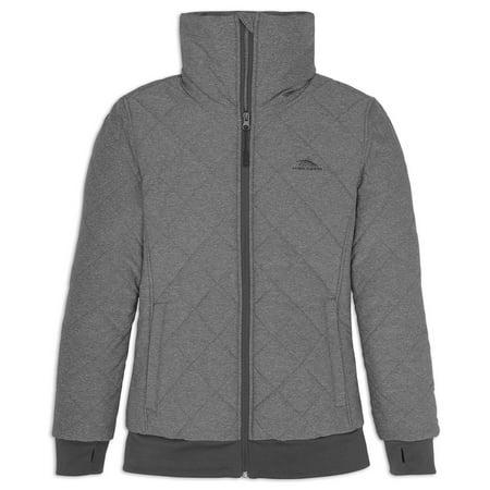 High Sierra Lynn Womens Insulated Full Zip Jacket Lightweight Coat Thumb - Womens Insulated Grace Jacket