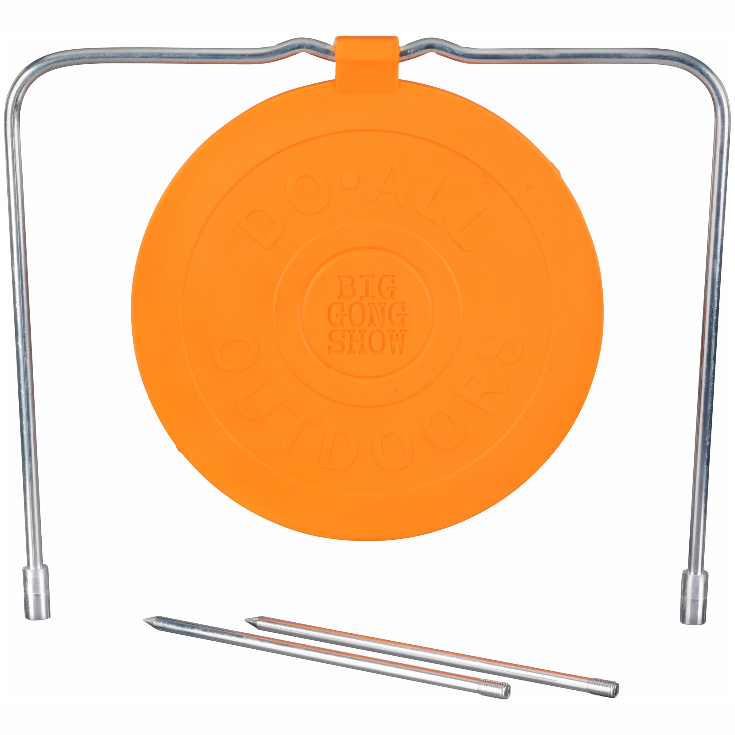 Do-All Outdoors Big Gong Show All Caliber Self Healing Target