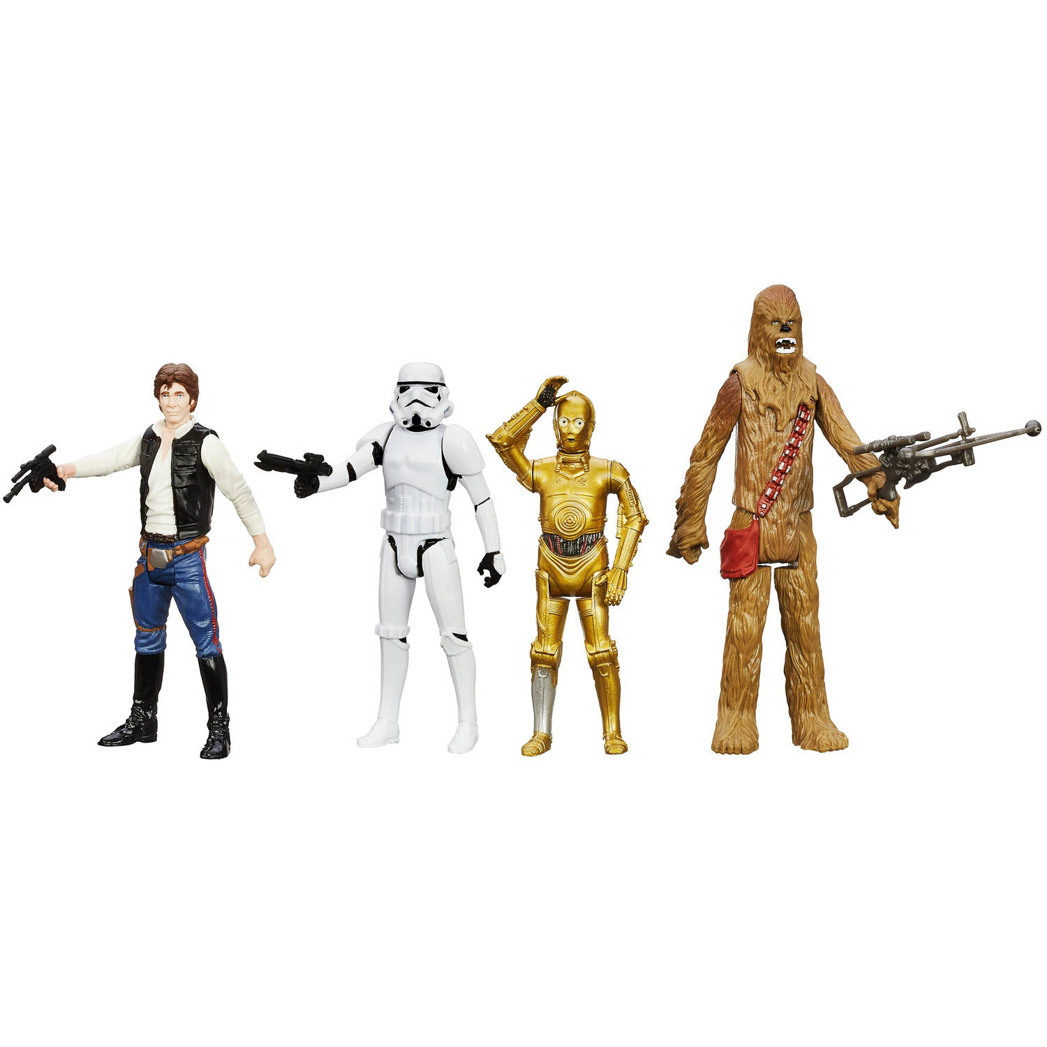 Star Wars Commemorative Collection Episode IV A New Hope by Hasbro
